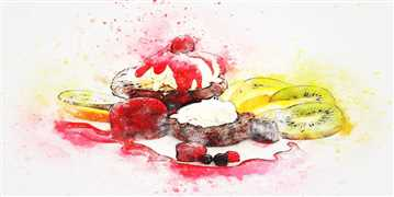 horeca-watercolor